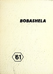 Millsaps College - Bobashela Yearbook (Jackson, MS) online yearbook collection, 1961 Edition, Cover