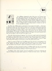 Page 15, 1961 Edition, Millsaps College - Bobashela Yearbook (Jackson, MS) online yearbook collection