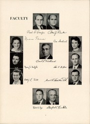 Page 10, 1943 Edition, Milton High School - Echoes Yearbook (Milton, PA) online yearbook collection