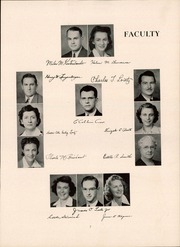 Page 11, 1943 Edition, Milton High School - Echoes Yearbook (Milton, PA) online yearbook collection