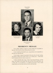Page 14, 1943 Edition, Milton High School - Echoes Yearbook (Milton, PA) online yearbook collection