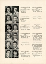 Page 16, 1943 Edition, Milton High School - Echoes Yearbook (Milton, PA) online yearbook collection