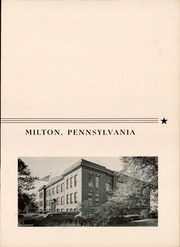 Page 7, 1943 Edition, Milton High School - Echoes Yearbook (Milton, PA) online yearbook collection