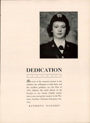 Page 9, 1943 Edition, Milton High School - Echoes Yearbook (Milton, PA) online yearbook collection