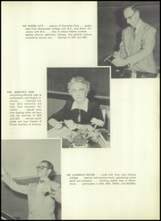 Milton Union High School - Echo Yearbook (West Milton, OH) online yearbook collection, 1953 Edition, Page 15