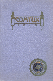 Milwaukee Downer College - Cumtux Yearbook (Milwaukee, WI) online yearbook collection, 1910 Edition, Cover