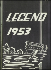 Mineral County High School - Legend Yearbook (Hawthorne, NV) online yearbook collection, 1953 Edition, Page 7