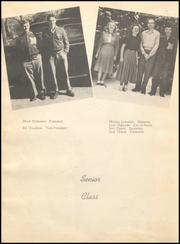 Mineral Wells High School - Burro Yearbook (Mineral Wells, TX) online yearbook collection, 1948 Edition, Page 18