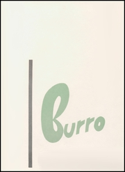 Mineral Wells High School - Burro Yearbook (Mineral Wells, TX) online yearbook collection, 1951 Edition, Page 5 of 124