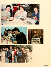Minnechaug Regional High School - Falcon Yearbook (Wilbraham, MA) online yearbook collection, 1986 Edition, Page 15