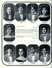Minor High School - Iris Yearbook (Birmingham, AL) online yearbook collection, 1986 Edition, Page 50