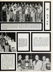 Mississinewa High School - Pow Wow Yearbook (Gas City, IN) online yearbook collection, 1974 Edition, Page 83