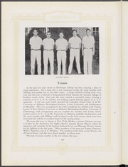 Mississippi College - Tribesman Yearbook (Clinton, MS) online yearbook collection, 1931 Edition, Page 104