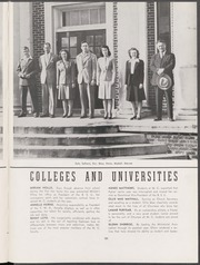 Mississippi College - Tribesman Yearbook (Clinton, MS) online yearbook collection, 1947 Edition, Page 103