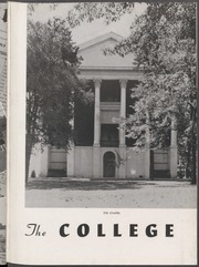 Mississippi College - Tribesman Yearbook (Clinton, MS) online yearbook collection, 1947 Edition, Page 17