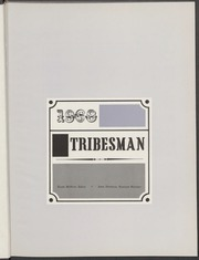 Mississippi College - Tribesman Yearbook (Clinton, MS) online yearbook collection, 1968 Edition, Page 3 of 188