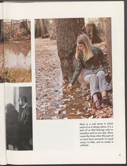 Mississippi College - Tribesman Yearbook (Clinton, MS) online yearbook collection, 1971 Edition, Page 13 of 216