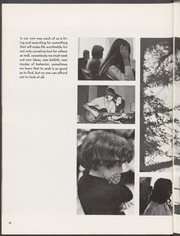 Mississippi College - Tribesman Yearbook (Clinton, MS) online yearbook collection, 1971 Edition, Page 14