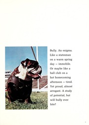 Mississippi State University - Reveille Yearbook (Starkville, MS) online yearbook collection, 1969 Edition, Page 5