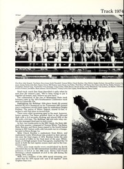 Mississippi State University - Reveille Yearbook (Starkville, MS) online yearbook collection, 1975 Edition, Page 216