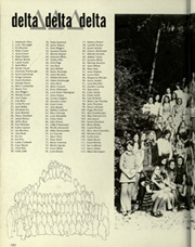 University of Mississippi - Ole Miss Yearbook (Oxford, MS) online yearbook collection, 1972 Edition, Page 186