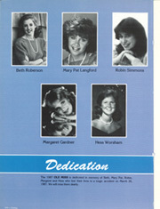 University of Mississippi - Ole Miss Yearbook (Oxford, MS) online yearbook collection, 1987 Edition, Page 420