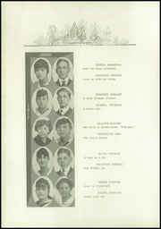 Moberly High School - Salutar Yearbook (Moberly, MO) online yearbook collection, 1916 Edition, Page 52 of 156