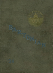 Mobile High School - Bartonian Yearbook (Mobile, AL) online yearbook collection, 1924 Edition, Page 1