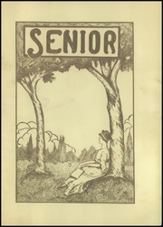 Modesto High School - Sycamore Yearbook (Modesto, CA) online yearbook collection, 1916 Edition, Page 15 of 128