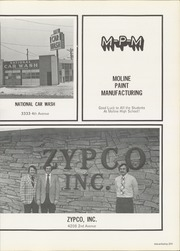 Moline High School - M Yearbook (Moline, IL) online yearbook collection, 1977 Edition, Page 263