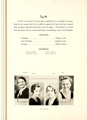 Monmouth College - Ravelings Yearbook (Monmouth, IL) online yearbook collection, 1935 Edition, Page 64 of 146