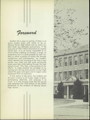Monroe High School - Hayu Saghalie Yearbook (Monroe, WA) online yearbook collection, 1952 Edition, Page 10