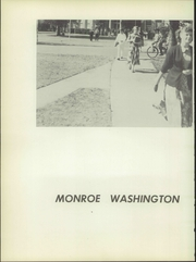 Monroe High School - Hayu Saghalie Yearbook (Monroe, WA) online yearbook collection, 1952 Edition, Page 8 of 92