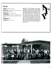 Montana State University Bozeman - Montanan Yearbook (Bozeman, MT) online yearbook collection, 1986 Edition, Page 289