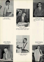 Montana State University Northern - Northerner Yearbook (Havre, MT) online yearbook collection, 1959 Edition, Page 12