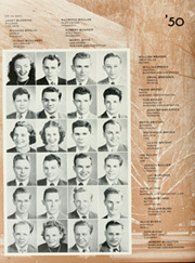 Montana State University - Sentinel Yearbook (Missoula, MT) online yearbook collection, 1950 Edition, Page 34