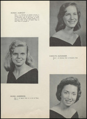 Page 15, 1959 Edition, Montevallo High School - Montala Yearbook (Montevallo, AL) online yearbook collection