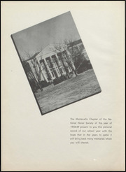 Page 6, 1959 Edition, Montevallo High School - Montala Yearbook (Montevallo, AL) online yearbook collection
