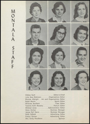 Page 9, 1959 Edition, Montevallo High School - Montala Yearbook (Montevallo, AL) online yearbook collection