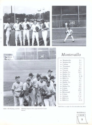 Page 13, 1989 Edition, Montevallo High School - Montala Yearbook (Montevallo, AL) online yearbook collection