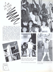 Page 6, 1989 Edition, Montevallo High School - Montala Yearbook (Montevallo, AL) online yearbook collection