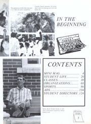 Page 7, 1989 Edition, Montevallo High School - Montala Yearbook (Montevallo, AL) online yearbook collection