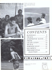 Page 9, 1989 Edition, Montevallo High School - Montala Yearbook (Montevallo, AL) online yearbook collection