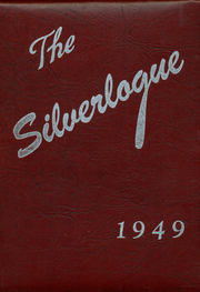 Montgomery Blair High School - Silverlogue Yearbook (Silver Spring, MD) online yearbook collection, 1949 Edition, Cover