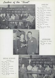 Page 13, 1949 Edition, Montgomery Blair High School - Silverlogue Yearbook (Silver Spring, MD) online yearbook collection