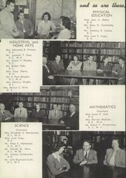 Page 14, 1949 Edition, Montgomery Blair High School - Silverlogue Yearbook (Silver Spring, MD) online yearbook collection