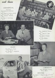 Page 15, 1949 Edition, Montgomery Blair High School - Silverlogue Yearbook (Silver Spring, MD) online yearbook collection