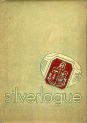 Montgomery Blair High School - Silverlogue Yearbook (Silver Spring, MD) online yearbook collection, 1954 Edition, Cover