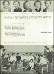 Page 16, 1954 Edition, Montgomery Blair High School - Silverlogue Yearbook (Silver Spring, MD) online yearbook collection