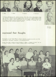 Page 17, 1954 Edition, Montgomery Blair High School - Silverlogue Yearbook (Silver Spring, MD) online yearbook collection